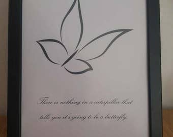 Butterfly Quote Picture