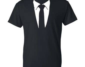 Custom Tuxedo Top Custom Made T-Shirt Perfect Gift. Pm Us if you want a bundle deal !
