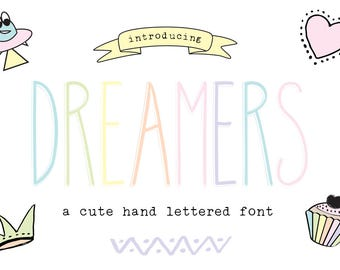 Handlettering font all caps font calligraphy font handlettered font digital fonts handlettered font for logos and blog font
