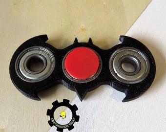 Batman Fidget Spinner | Hand Spinner | Toy | EDC | Spinner Fidget Toy | 3D Printed