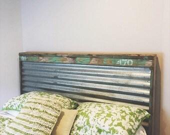 Tinman Bed Headboard