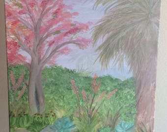 Arizona Landscape Impression
