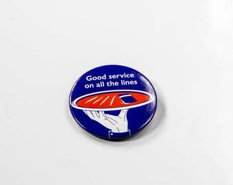 Good service in all the lines - Badge