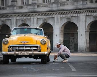 Cuban Driver
