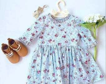 Baby Vintage inspired dress
