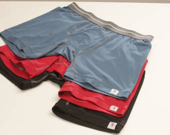 The Most Comfortable Boxer Brief - Set of Three (3)