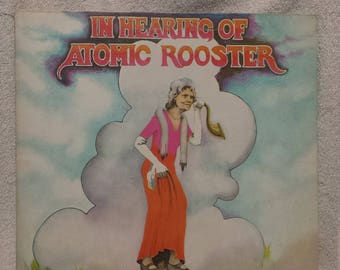 Atomic Rooster- In Hearing Of