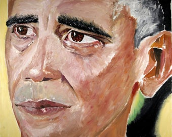 MR PRESIDENT -  Signed Limited Edition Print A3  29.7 x 42.0cm 11.7 x 16.5 inches