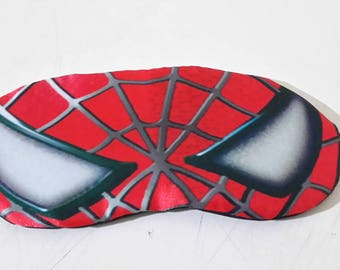 spiderman sleeping mask is very convenient for your night's sleep