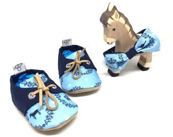 Baby shoes baby bow set baby coming home baby shower gift going home outfit baby coming home set baby boy set baby newborn