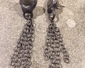 Dangley Chain Earrings