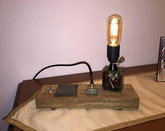 Industrial filter lamp