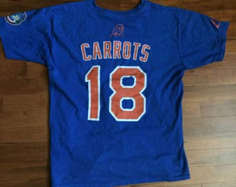 Throwback Anwar Carrots Men's Shirt Jersey - sz. M