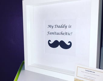 Tache Fathers Day Frame