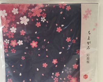 Japanese origami paper set