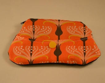 Mini zipper pouch for odds and ends