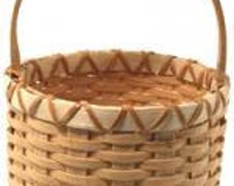 Beginner Basket Weaving Kit