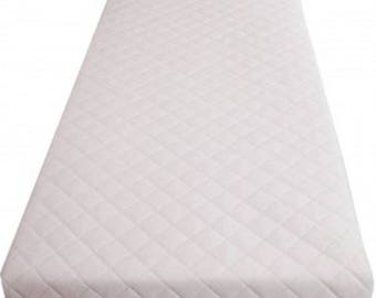 Quilted Baby COT BED MATTRESS Fully Breathable Extra Thick 140 X 70 X 10CM