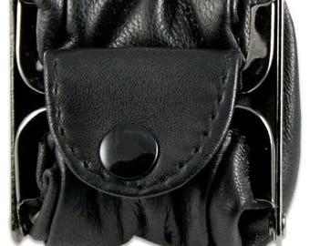 Gate Leather Change Purse