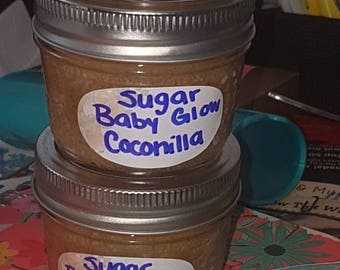 Sugar Baby Coconilla Facial Scrub