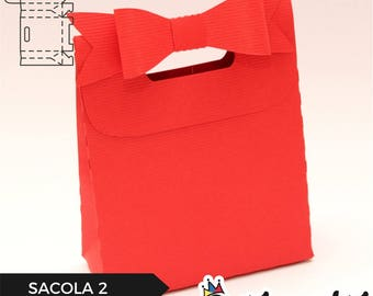 Bag 2 Box Template