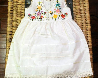 Toddler Mexican dress