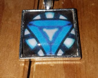 Superhero Necklace Iron Man Sets