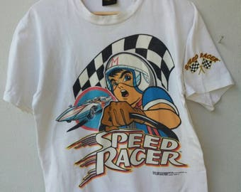 Vintage 90s Speed Racer shirt