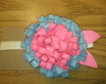 Coral Mint flower
