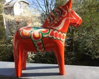 Dala horse Nils Olsson 30 cm