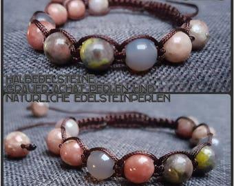 Shamballa bracelet Gems Jewelry birthday mother's day anniversary friendship healing stones gemstones bracelet summer