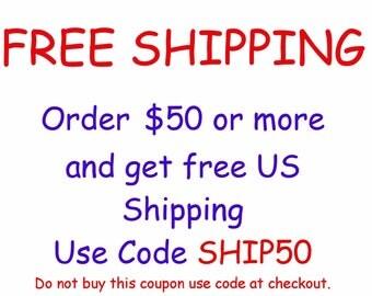 Free Ship Coupon Code