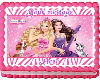 Barbie princess and the popstar  Etsy