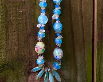 Waterflower necklace