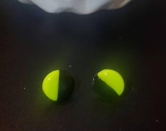 Polymer Stud Earrings