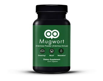 Mugwort Lucid Dreaming Supplement