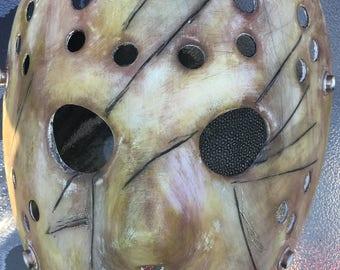 Custom Jason Voorhees Mask