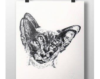 Copycat - Art print