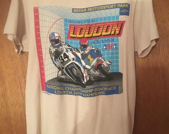 Vintage motorcycle shirt