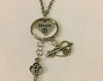 hope necklace
