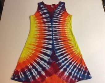 Tie Dyed Dress