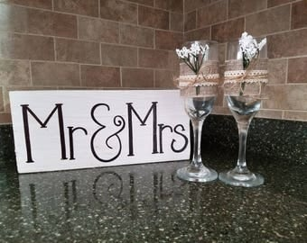 Personalized Decor signs for Wedding or just because!