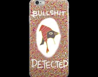 BS Penguin iPhone case