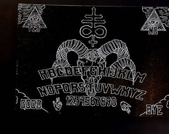 Ouija Game Boards