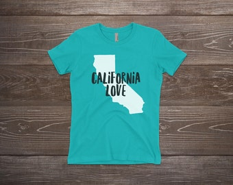 California Love Kids Tee
