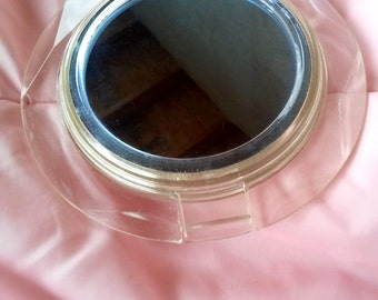 Vintage 1950s Lucite Compact 50s Powder Box Vanity Items 2013686