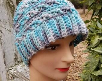 Icelandic Messy Bun Hat