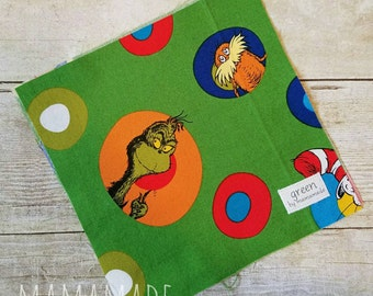 Storybook Tales - Reusable Sandwich Bag | Snack Bag | Waterproof | Travel Bag from green by mamamade