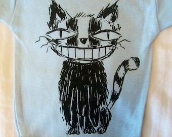 Cat onesie bodysuit