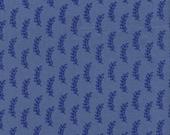 Cotton + Steel Bluebird - leaf it blue by Rashida Colemant-Hale - 50cm
